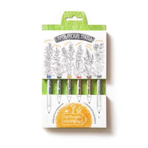 карандаши Прованские травы 6 шт